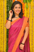 Supriya in Pink Saree Spicy Pics 013.JPG