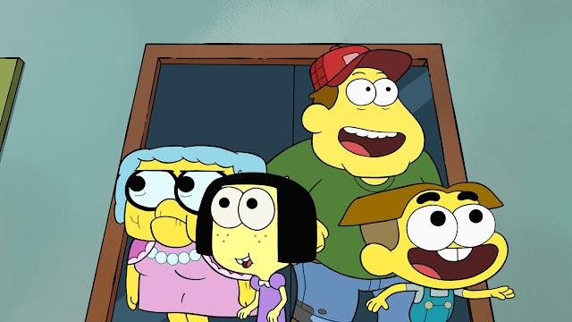 Com direito a pré-estreia, Disney XD estreia a nova série 'Os vizinhos Green'