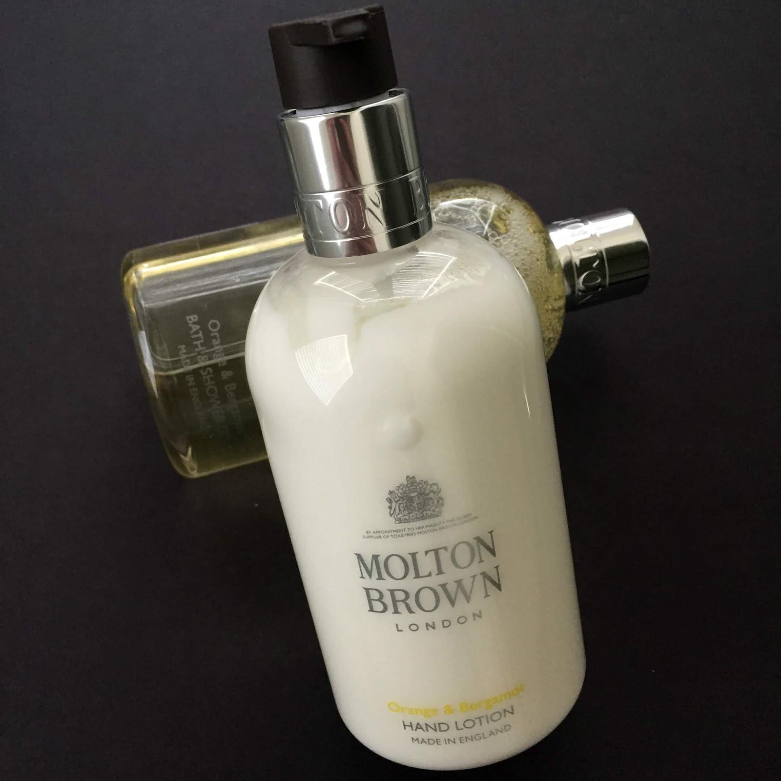 Molton Brown London Orange Amp Bergamot Bath Amp Shower Gel