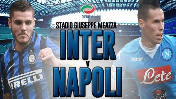 Dove Vedere INTER-NAPOLI Streaming Video Gratis Online
