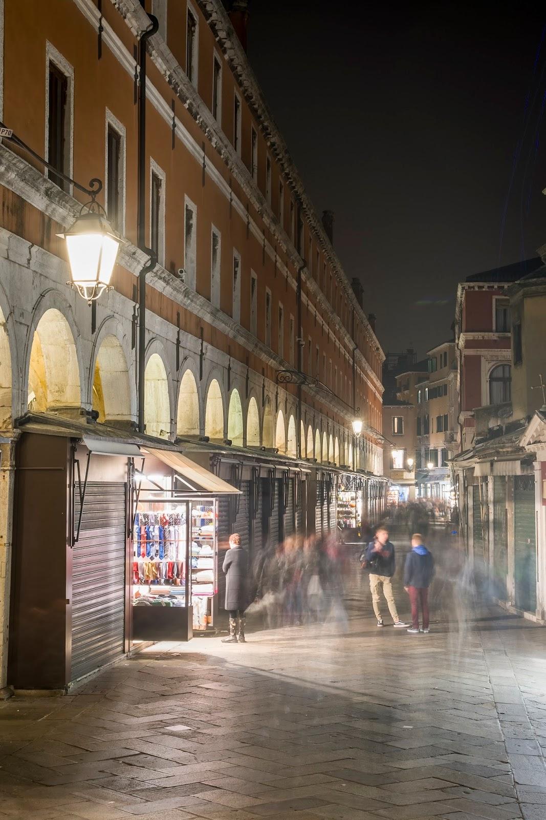 Venise Italie Pose longue