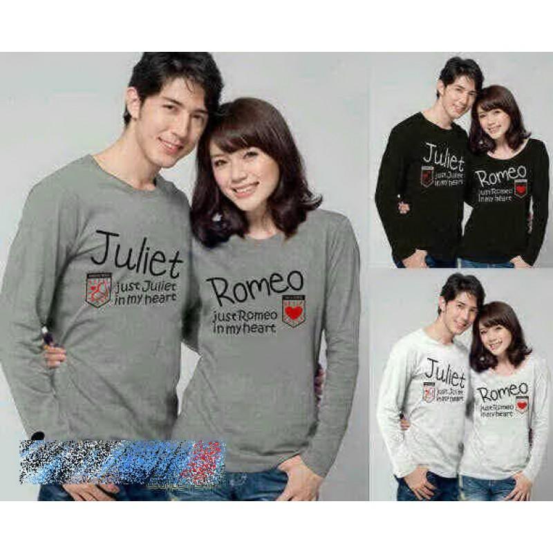 Jual Online LP Juliet Romeo Jakarta Bahan Combed Terbaru