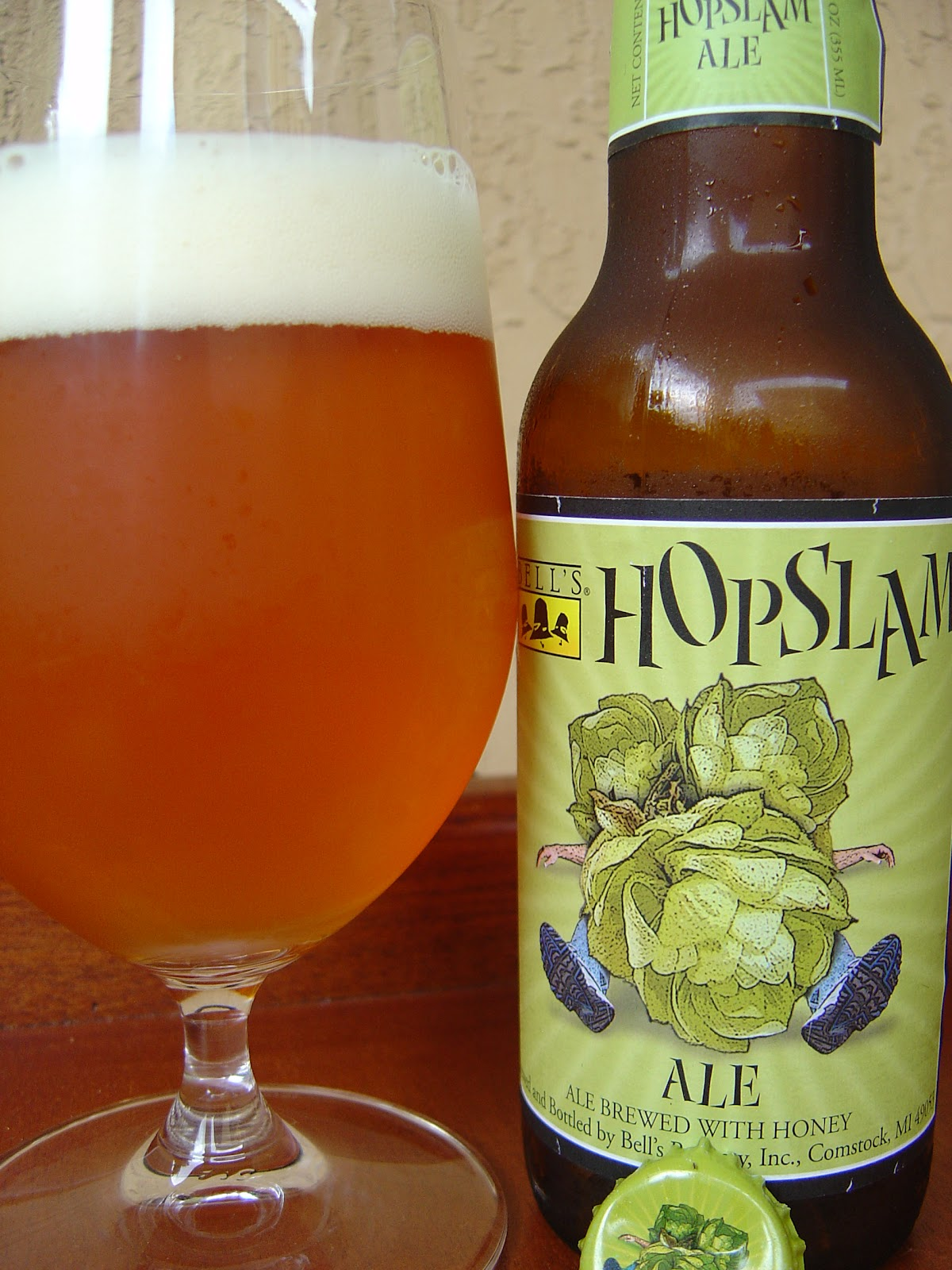 Daily Beer Review: Hopslam Ale
