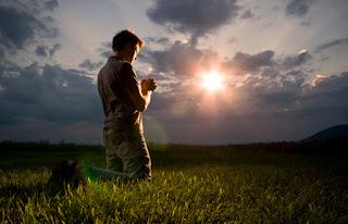 Oração de Ação de Graças e consagração