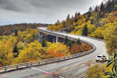 Jembatan Ekstrim Dunia (Linn Viaduct Cove)