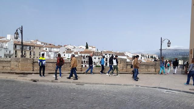Puente Nuevo, Ronda,  Pueblos Blancos, Málaga, Andalucía, Elisa N, Blog de Viajes, Lifestyle, Travel