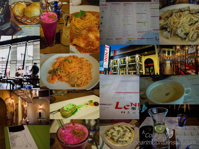 斗六- 民生南路 Le NINI 樂尼尼義式餐廳 好吃又有氣氛!