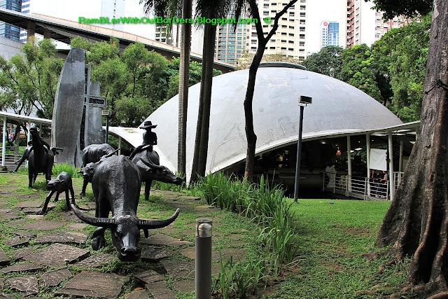 Greenbelt Chapel, Greenbelt shopping mall, Makati, Manila, the Philippines