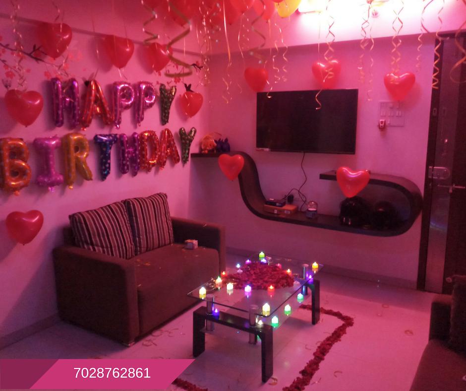 We Provide Anniversary Decoration Bedroom Ideas For Couples Birthday Boyfriend Surprise
