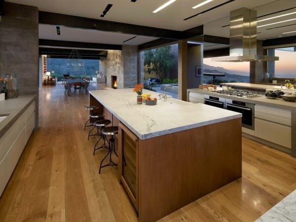 Una obra maestra de la arquitectura moderna en California ...