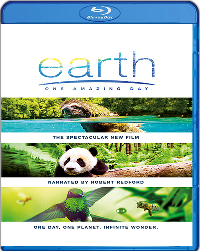 Earth: One Amazing Day [2017] [BD25] [Subtitulado]