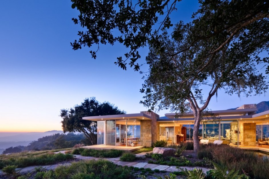 Beautiful houses contemporary home design usa - House on the hill 2012 ...