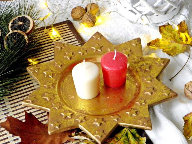 świece zapachowe na jesień
