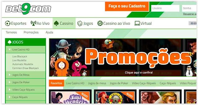 Bet9 Casino