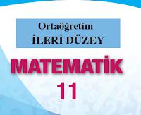 11. Sınıf Nova Yayınları İleri Düzey Matematik Ders Kitabı Cevapları