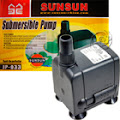 Economy Submersible Aquarium, Fountain Pumps