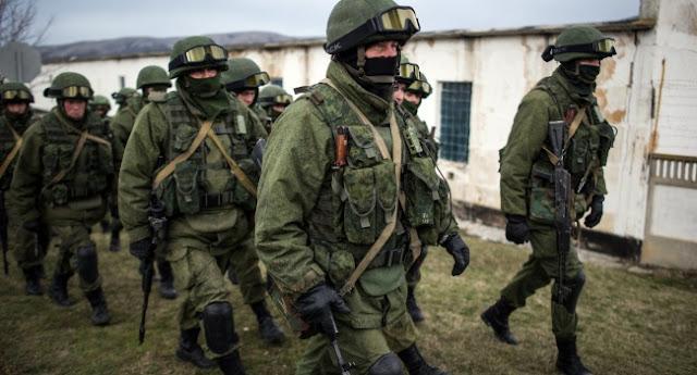Замминистра: Принято решение о выводе из Донбасса российских войск
