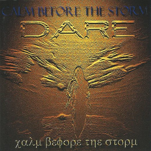 DARE - Calm Before The Storm [remixed UK version +1] full