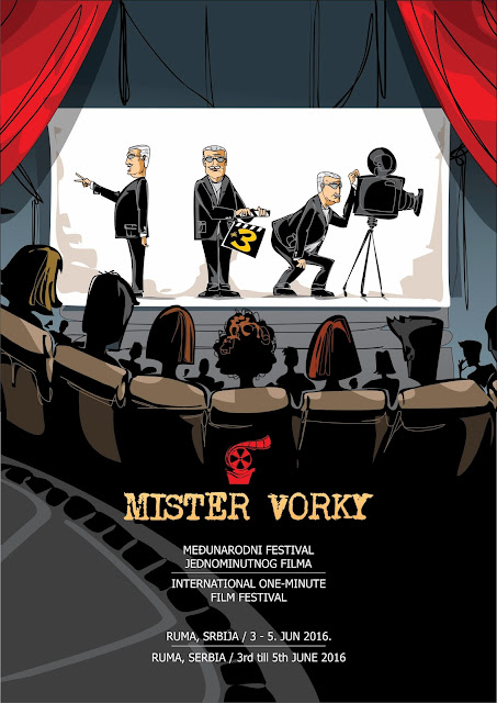 "Festival jednominutnog filma - ""Mister Vorky"""