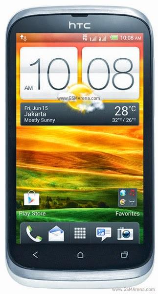 Harga HTC Desire V T328W baru dan bekas