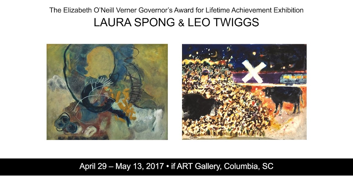 If art gallery laura spong leo twiggs the elizabeth o for Columbia craft show 2017