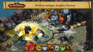 Download Game Guild of Heroes – Fantasy RPG  v1.40.4 Terbaru Mega Mod