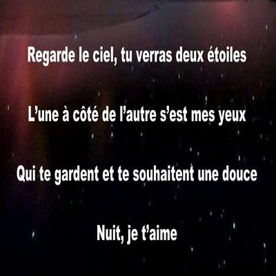 Petits Mots Pour Dire Bonne Nuit Messages Et Sms Damour