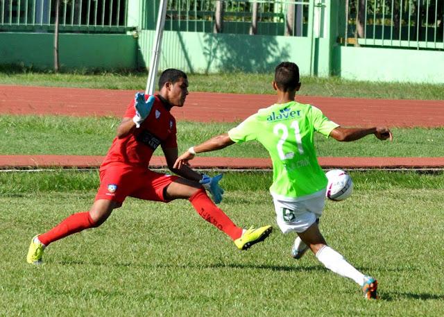 Casseres da una ajustada victoria a Atlántico FC sobre Bauger FC