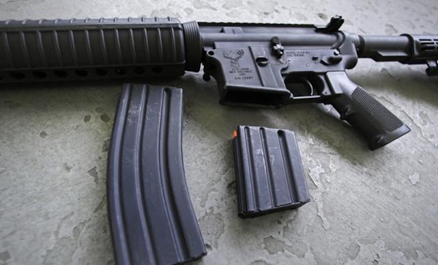 FEDERAL COURT STRIKES DOWN CALIFORNIA GUN MAGAZINE BAN