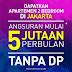 Bassura City Apartemen 2 Bedroom Di Jakarta Mulai Dengan Rp 5 Jutaan Sebulan Tanpa DP