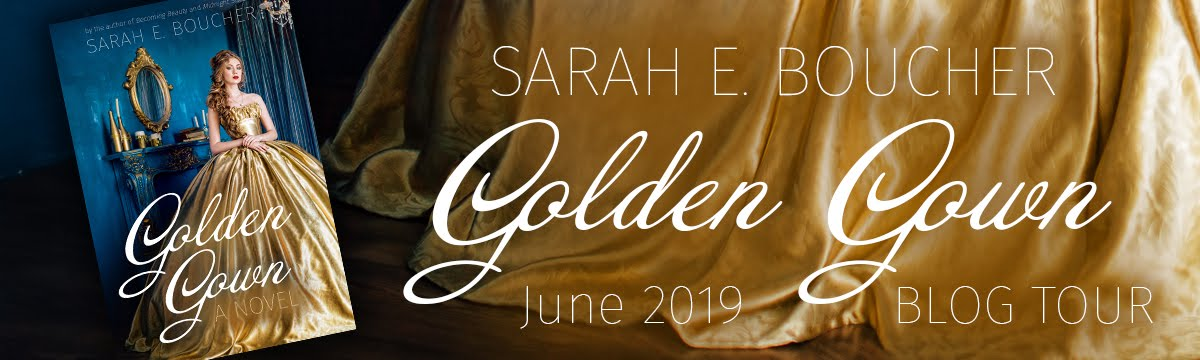 Golden Gown Blog Tour