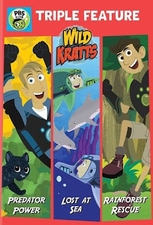 PBS Kids, educational programming, the Kratts Brothers