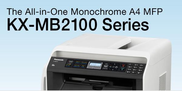 Download Panasonic KX-MB2137 Driver Printer