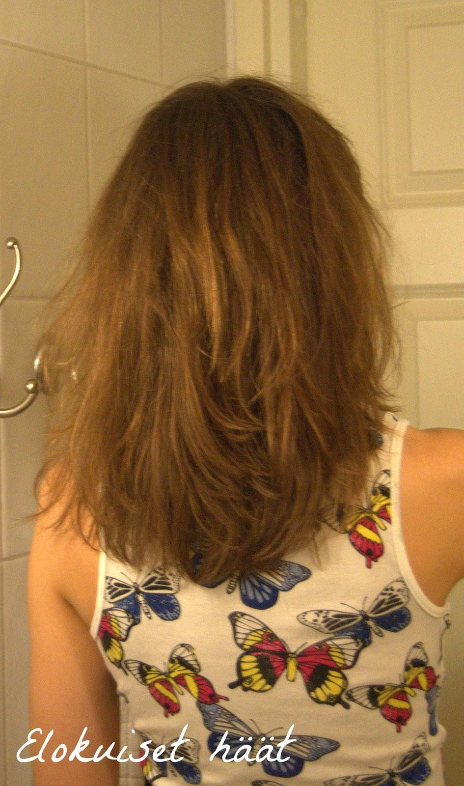 Hiusten Kasvu Kuukaudessa