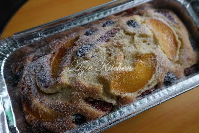 Fruits Pastry Cake Yang Sedap dan Tengah Viral Di Bake & Munch Shah Alam