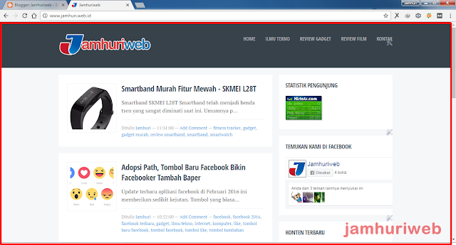 4 Istilah Penting yang Perlu Dipahami oleh Orang Awam tentang Website | Jamhuriweb