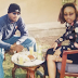 LOL!!! Check out This Hilarious Throw Back Photo Of Rita Dominic And Chidi Mokeme