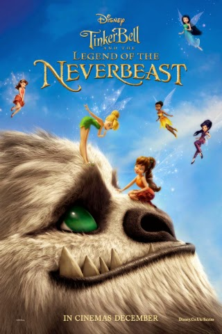 Tinker Bell And The Legend Of The NeverBeast [2014] [DVD FULL] [Latino]