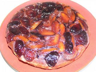 tarta cu prune, prajitura cu fructe, prajitura cu prune, deserturi, dulciuri, prajituri, tarte, retete culinare, retete zepter,