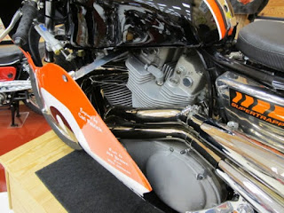 xr 750 tt road racer replica engine