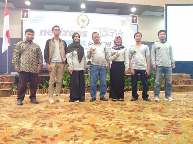 Hari Kedua Netizen Gathering bareng MPR RI di Yogyakarta