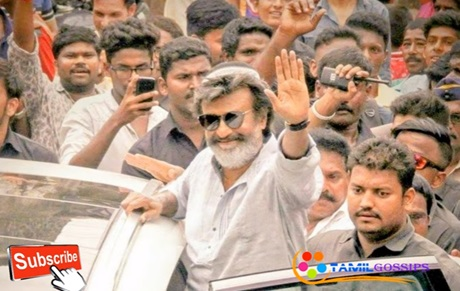 "Rajini's Petition filed on Case against ""Kaala""!"