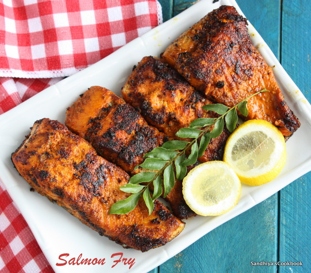 Indian salmon fish - photo#33
