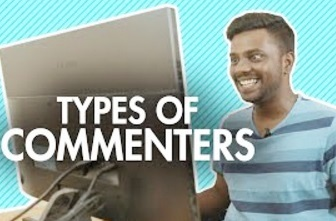 Types of Commenters | 1 Kg Biriyani