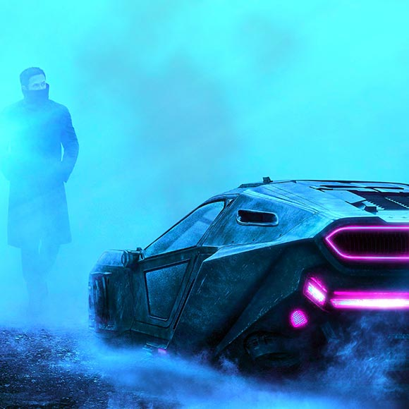 Blade Runner 2049 Wallpaper Engine