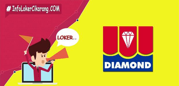 Lowongan Kerja PT. Diamond Cold Storage Cibitung ( Sukanda Djaya )