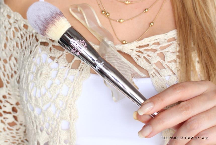 It Cosmetics x ULTA Love Beauty Fully Complexion Powder Brush #225 by IT Cosmetics #20
