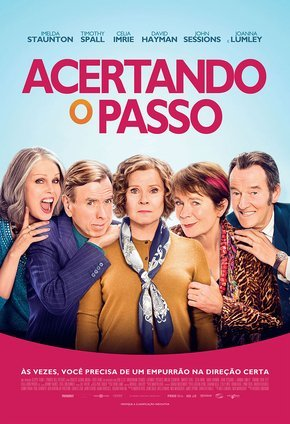 Acertando o Passo Torrent 2018 Dublado 1080p 720p Bluray BRRip FullHD HD
