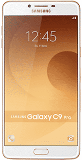 Galaxy C9 Pro Specifications