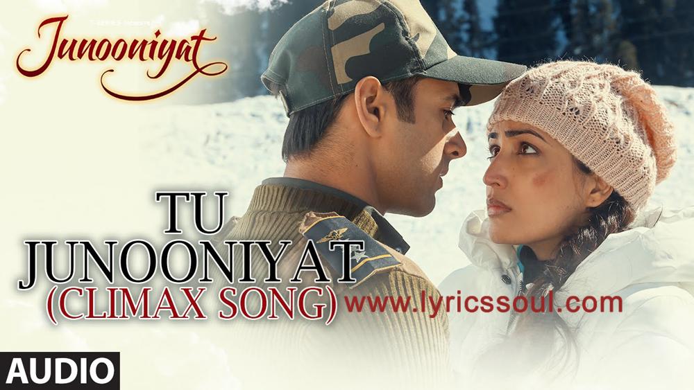 The Junooniyat lyrics from 'Junooniyat', The song has been sung by Shrey Singhal, Akriti Kakar, . featuring Pulkit Samrat, Yami Gautam, Gulshan Devaiah, Hrishitaa Bhatt. The music has been composed by Jeet Gannguli, , . The lyrics of u Junooniyat has been penned by Manoj Muntashir, , .